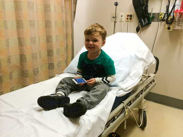 Trabajar Íntegramente en Hospital Infantil
