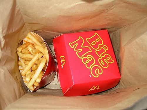 Reto McDonald´s Big Mac