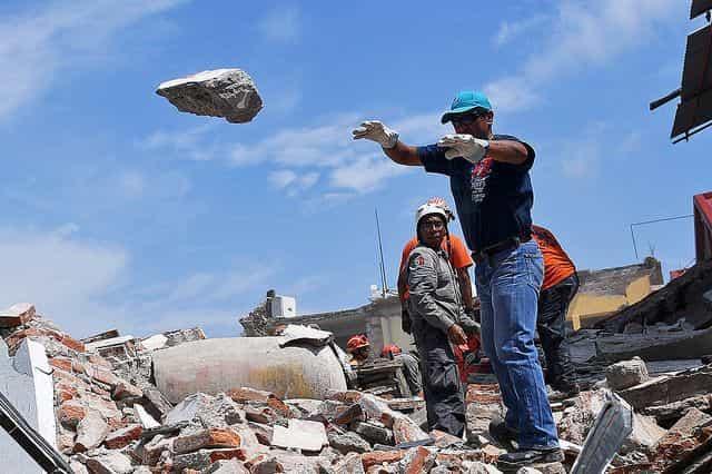 Estrés Post-traumático en Niños | Terremoto 2017