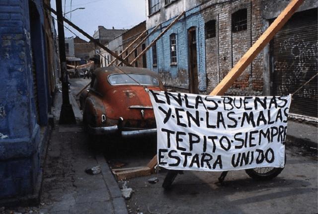 Sismo del 19 de Septiembre: Pedro Meyer