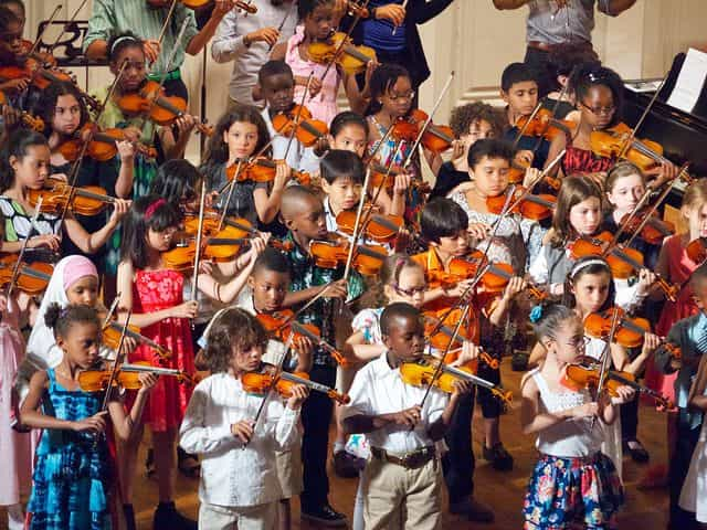 East Harlem Violin Program