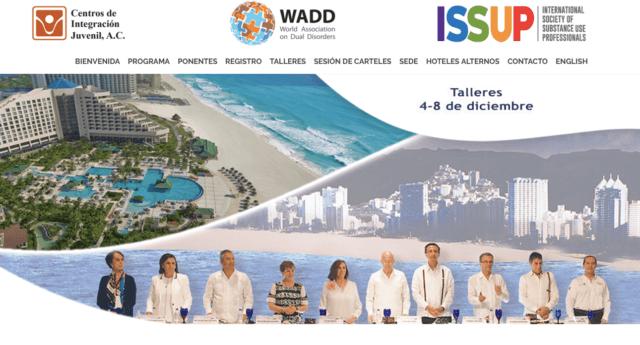 19 Congreso Internacional en Adicciones