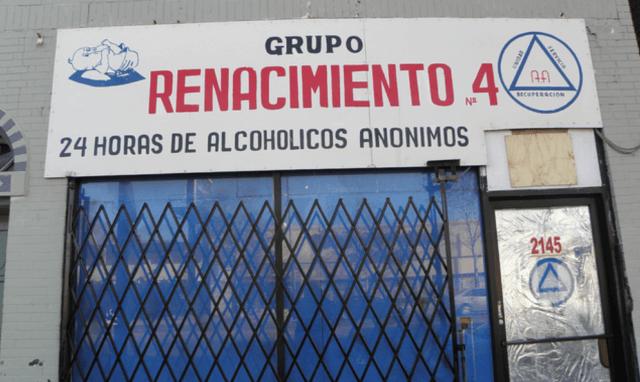 Grupos de Alcohólicos Anónimos en Puebla
