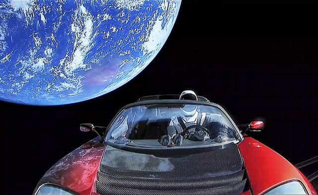 Psicología de Starman: SpaceX y Elon Musk