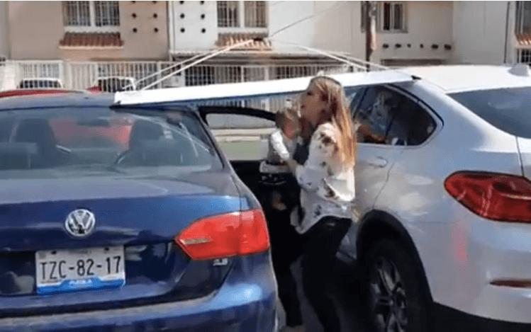 Olvidan a Bebe en el Auto: La Mamá del Año