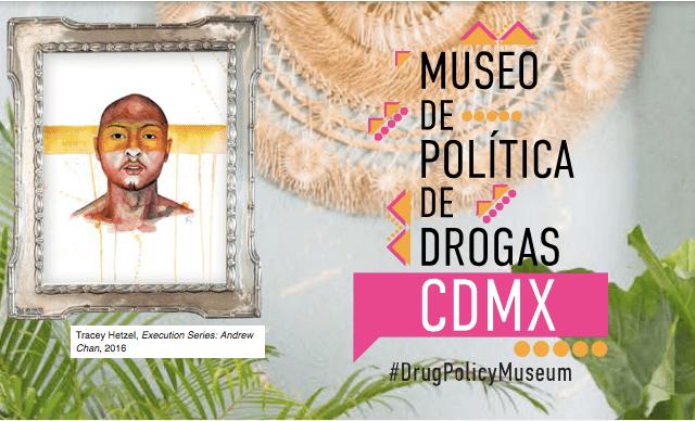 ¿Conoces el Museo de la Política de Drogas?