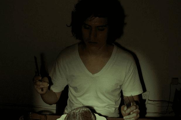 Un Psicópata : El Artista Antropófago