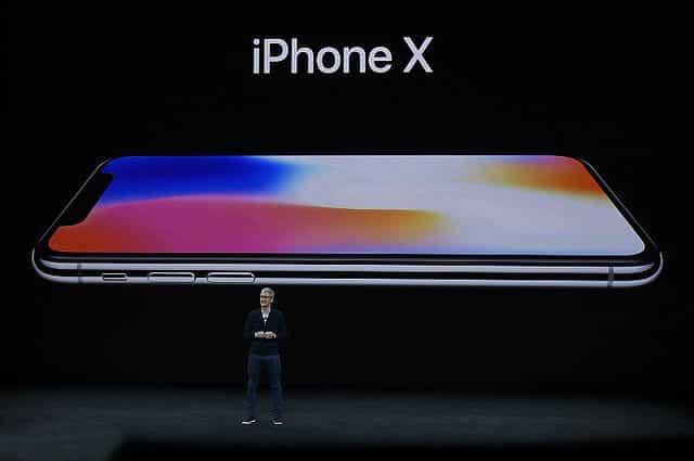 Obsesión por el iPhone X