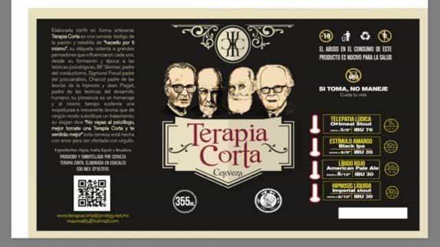 Terapia Corta Cerveza Artesanal