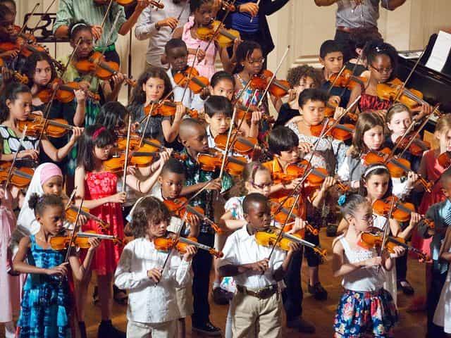 East Harlem Violin Program