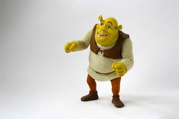 Película de Shrek